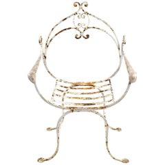 Decorative Salterini Garden Chair