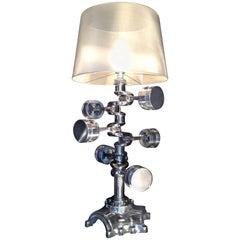 Aviation Furniture Lamp by Jean-Pierre Carpentier AVIATIONSPIRIT