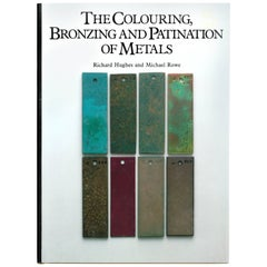 Colouring Bronzing and Patination of Metals (Book)