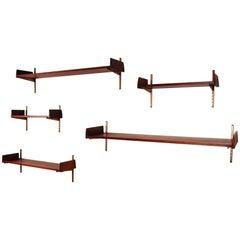Jens Risom Wall System or Shelves