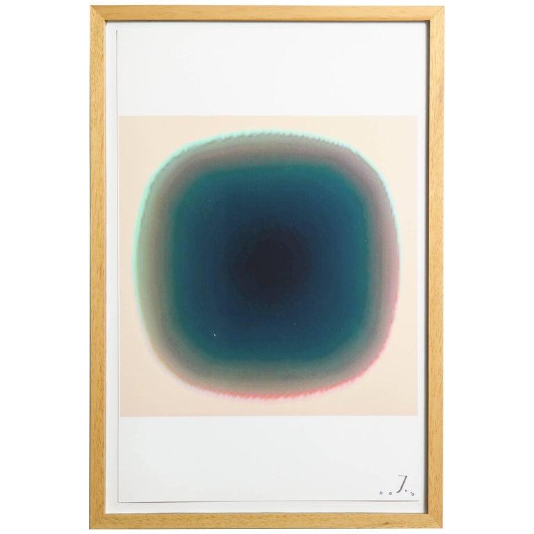 Julio Espada, Digital Drawing, 2017 Framed Print
