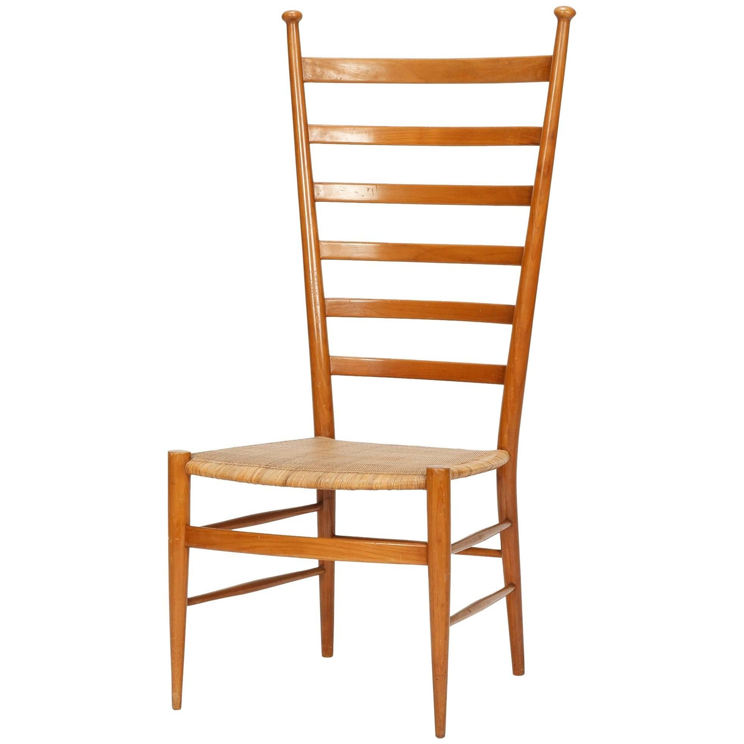 Sanguineti Chair Chiavari 1950s For Sale at 1stdibs
