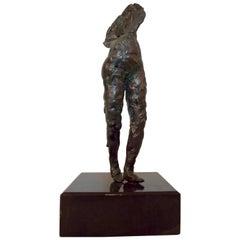 Small Bronze Sculpture Figure