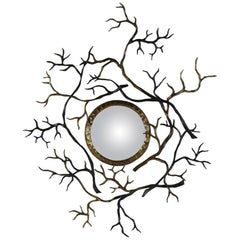 """Branches"" Wall Mirror by Herve Van Der Straeten"