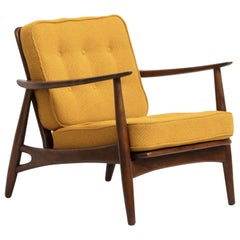 Easy Chair by Johannes Andersen, Designed in 1955 Produced, circa 1950s
