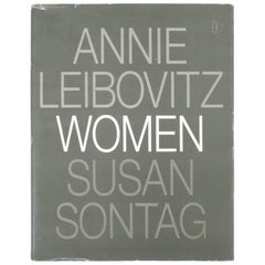 Photographs by Annie Leibovitz, Women by Susan Sontag, First Edition