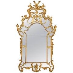 Baroque Palace Mirror, 1750-1770