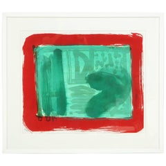 Green Room by Howard Hodgkin, circa 1986