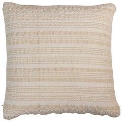 Double Sided Handwoven E. European Textile Pillow