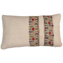 Turkish Ottoman Embroidered Pillow