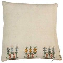 Turkish Ottoman Embroidery Pillow