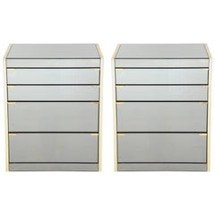 Pair of Chic Cabinets by Ello Furniture