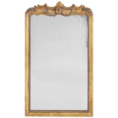 Dutch Giltwood Mirror