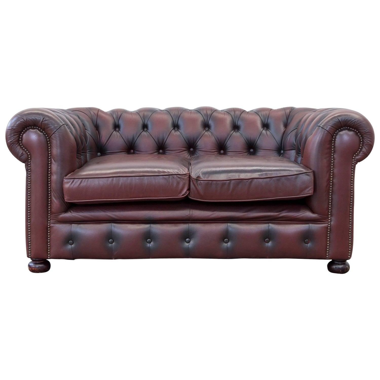 original chesterfield sofa gebraucht refil sofa. Black Bedroom Furniture Sets. Home Design Ideas