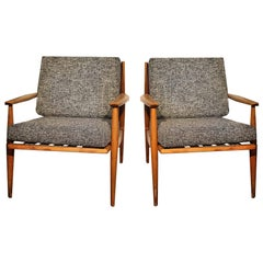 Pair of Midcentury Chairs