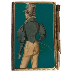 Victorian Gilded Notebook