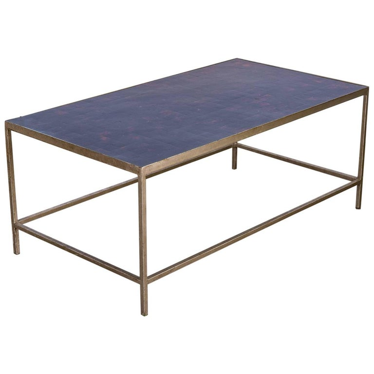 Vintage Resin Coffee Table For Oly For Sale At 1stdibs