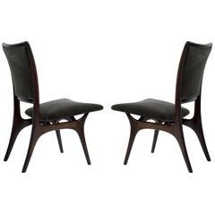 Vladimir Kagan Model 175A for Kagan-Dreyfuss Side Chairs