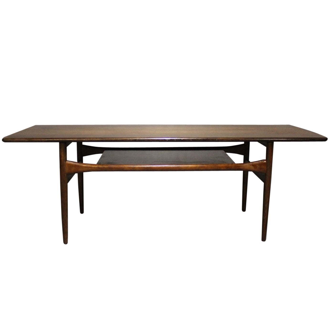 Coffee Table in Rosewood by Arrebo Furniture, 1960s