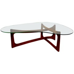Classic Pearsall Coffee Table