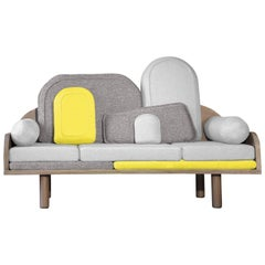 Couchino Sofa, by Margaux Keller for Le Point D, Contemporary Furniture