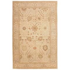 Modern Oriental Persian Tabriz Design Egyptian Rug
