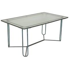 Walter Lamb Rectangular Patio Dining Table