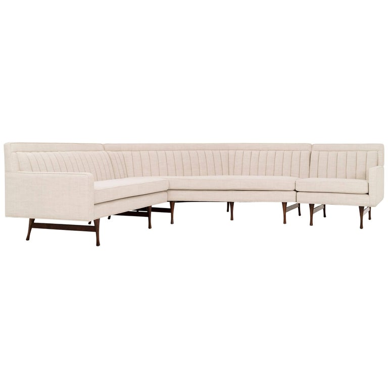 Paul McCobb for Widdicomb Sectional Sofa For Sale