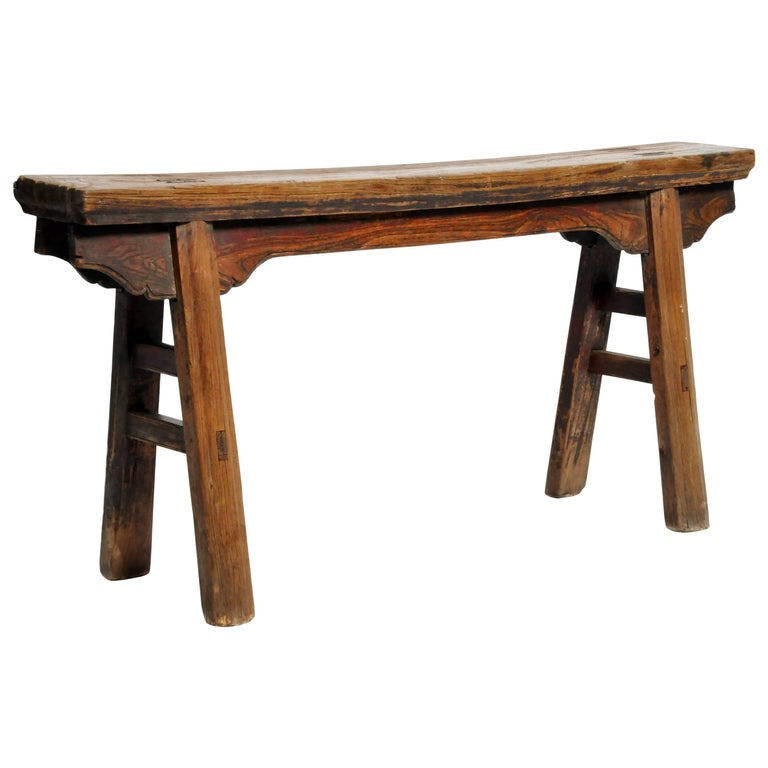 Qing Dynasty Chinese Bench For Sale At 1stdibs