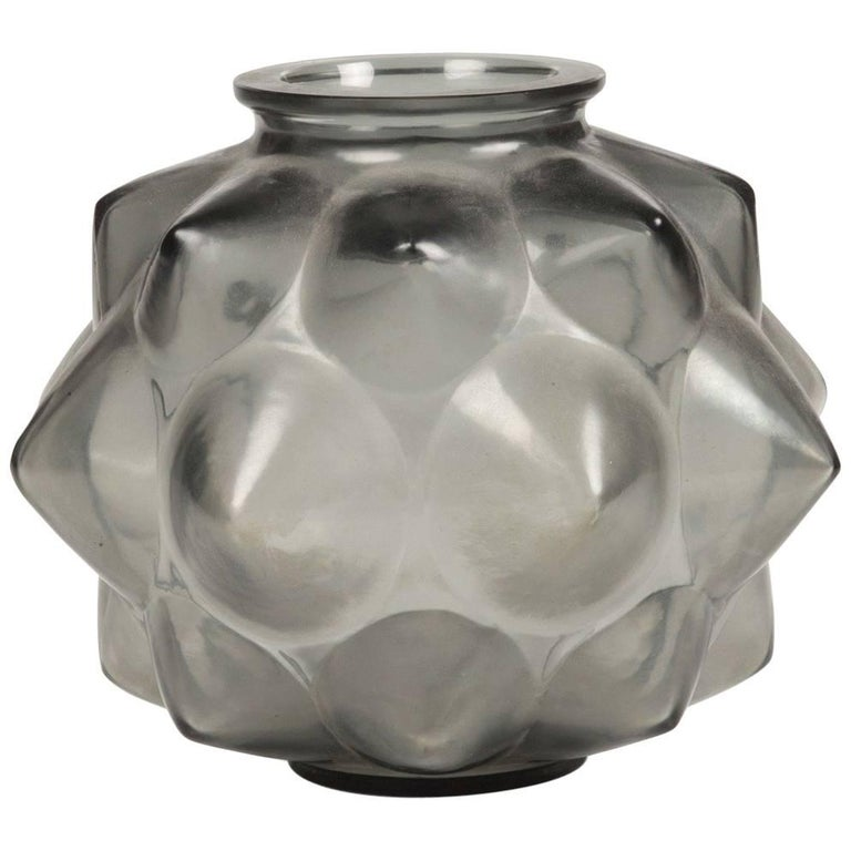 Champagne Vase By Ren Lalique Circa 1930 At 1stdibs