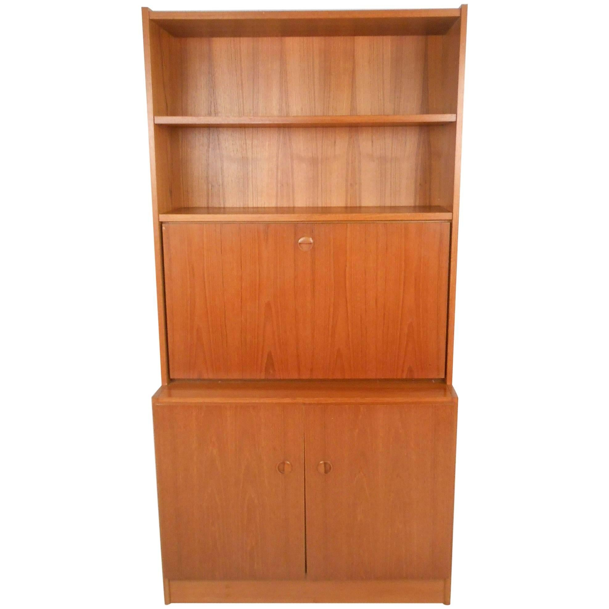 of shelf bookshelf collins furniture tier medium locker pin weathered america brown display oak industrial