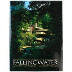 Falling Water, A Frank Lloyd Wright Country House, First Edition