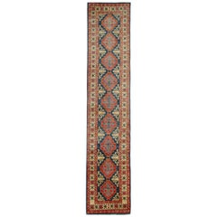 New Traditional Rugs Carpet Runners From Kazak Style Area