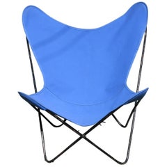 Vintage Butterfly Chair Style of Knoll