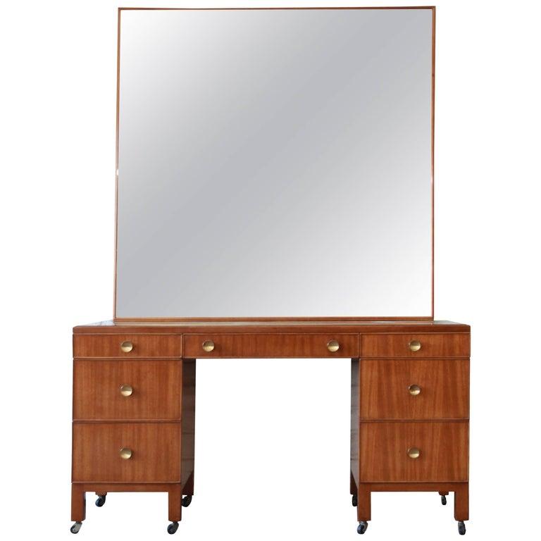 Edward Wormley for Dunbar Vanity Dresser, 1941