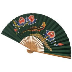 Giant Chinese Painted Fan