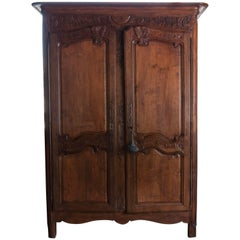 French Armoire, 18th Century