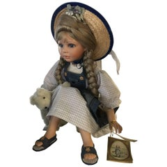 Porcelain Doll by Alberon Limited Edition