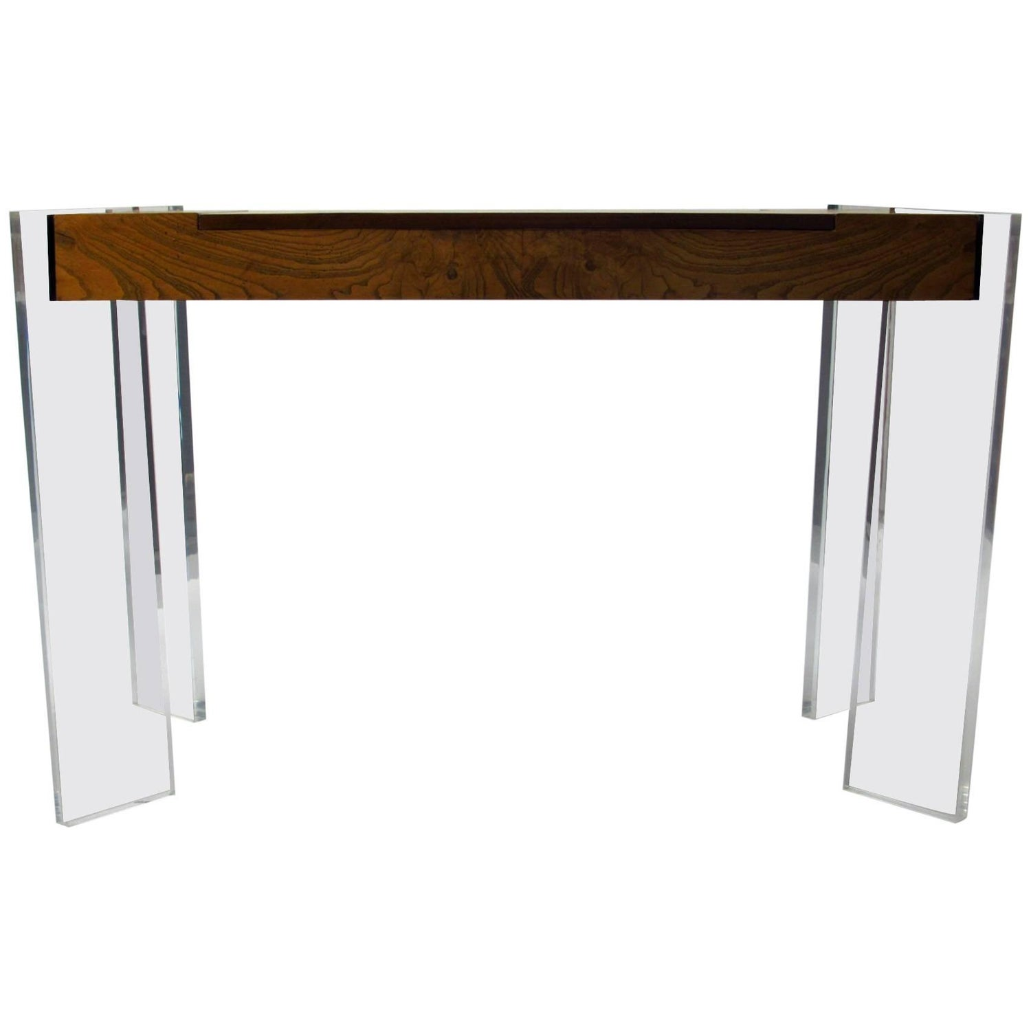 Vladimir Kagan Mid Century Modern Game Table For Sale at 1stdibs