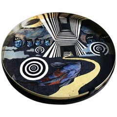 'River of Life' Unique Accessory - Decorative Tray from Egli Design