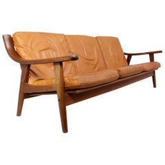 GE530 Sofa by Hans J Wegner for Getema