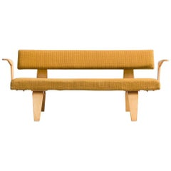 Early Dutch Design Settee by Cor Alons, 1947