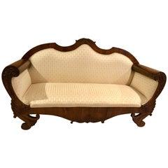 Biedermeier Sofa, Germany, 1830