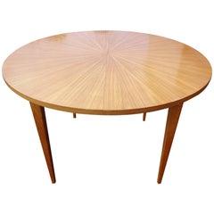 Starburst Design Round Dining Table