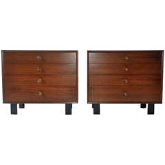 Pair of George Nelson Dressers
