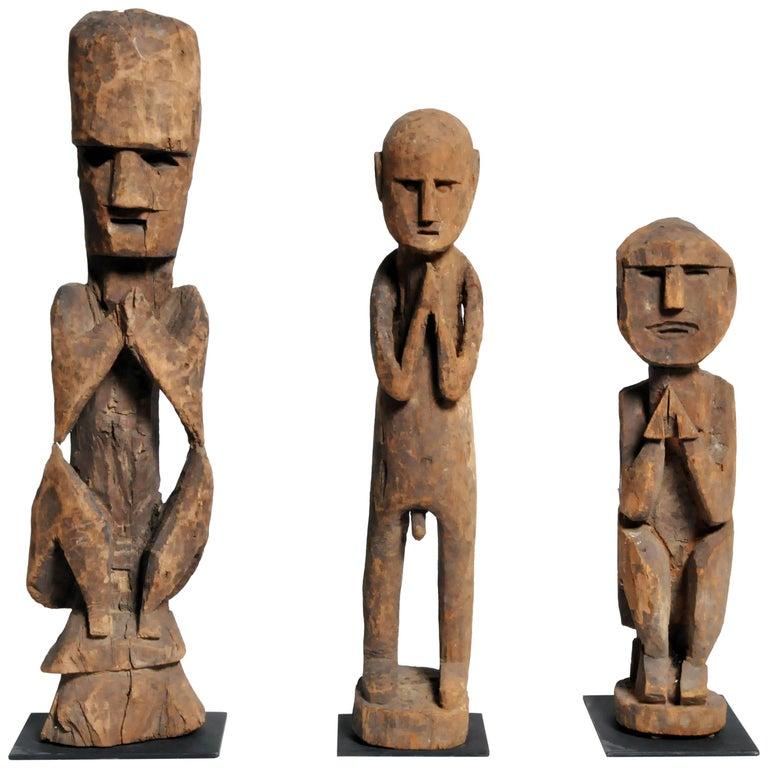 Naga Wooden Sculptures