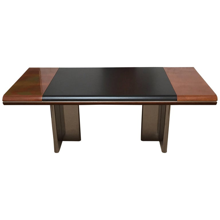 Executive Desk by Hans Von Klier, Italy 1