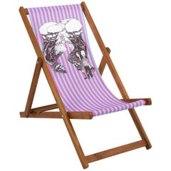 Folding Chair by Designer Alexander McQueen for Royal Parks Foundation