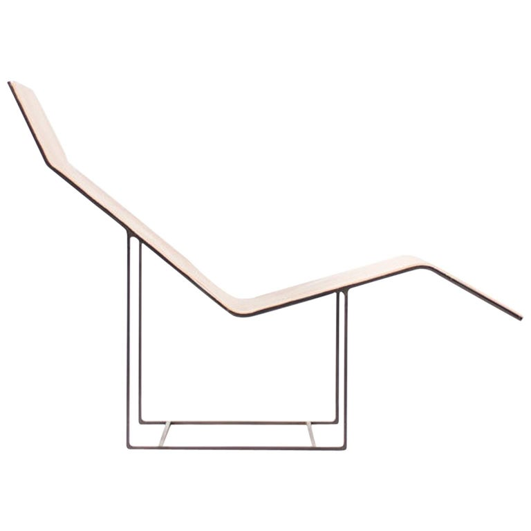 Chaise by Klein Agency