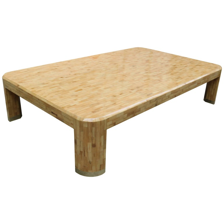 Large modern coffee table for sale at 1stdibs for Modern coffee table for sale